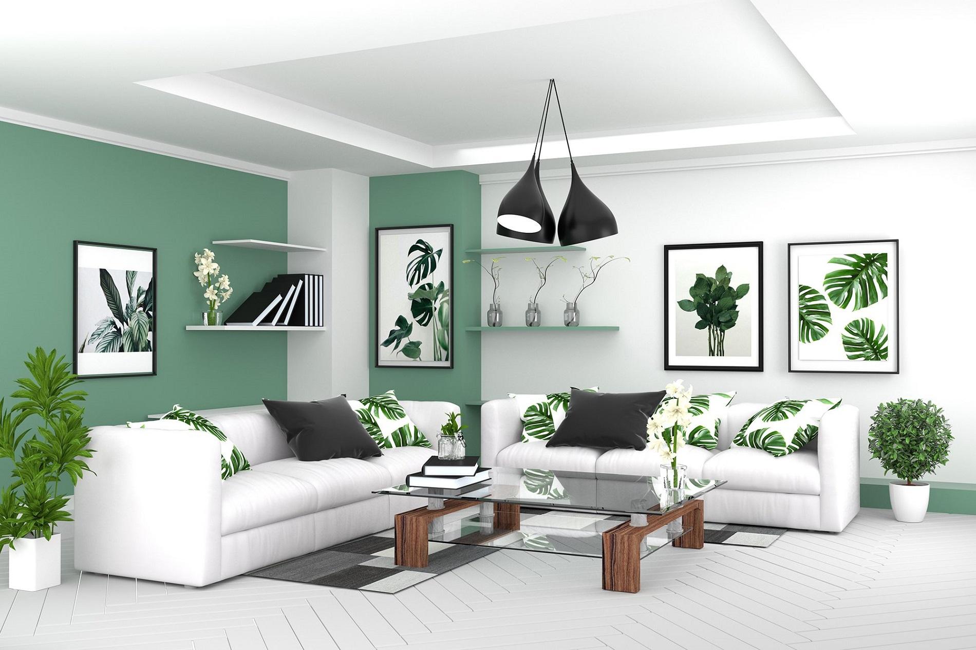 stilul tropical decoratiuni